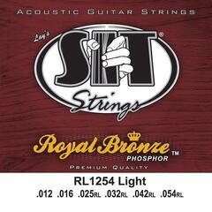 SIT Strings RL1254 Royal Bronze Acoustic Light