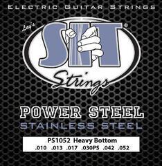 SIT Strings PS1052 Power Steel Electric Heavy Bottom (B-Stock) #922504
