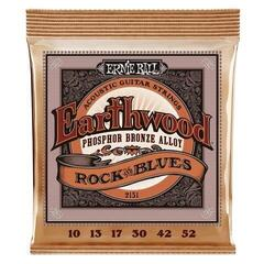 Ernie Ball 2151 Earthwood Rock & Blues Phosphor Bronze Acoustic