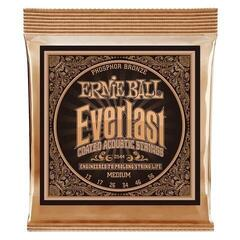 Ernie Ball 2544 Everlast Medium Coated Phosphor Bronze Acoustic