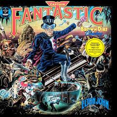 Elton John Captain Fantastic And... (Vinyl LP)