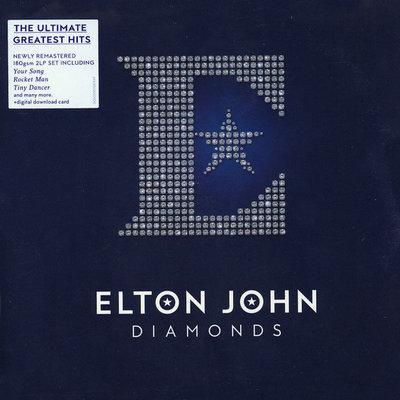 Elton John Diamonds (2 LP)