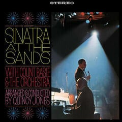 Frank Sinatra Sinatra At The Sands (2 LP) 180 g (Unboxed) #931510