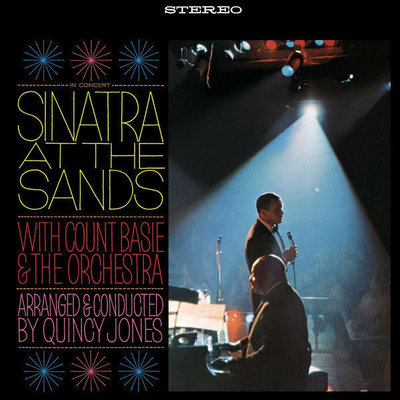 Frank Sinatra Sinatra At The Sands (2 LP)