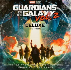 Guardians of the Galaxy Vol. 2 (Songs From the Motion Picture) (2 LP) Deluxe edícia