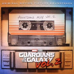 Guardians of the Galaxy Vol. 2 Original Soundtrack (Vinyl LP)