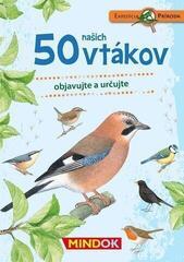 MindOk Expedícia príroda: 50 vtákov