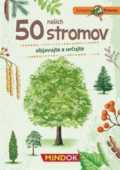 MindOk Expedícia príroda: 50 našich stromov