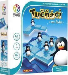MindOk SMART - Tučňáci na ledu