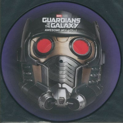 Guardians of the Galaxy Awesome Mix Vol. 1 (Picture Disc LP)