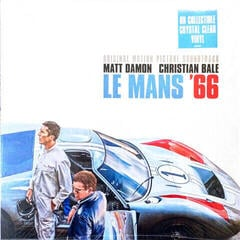 Le Mans '66 Le Mans '66 LP Original Motion Picture Soundtrack (Vinyl LP)