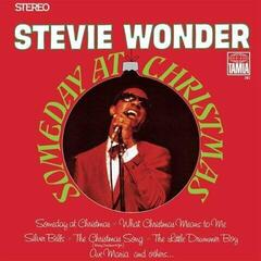 Stevie Wonder Someday At Christmas (LP)