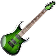 Sterling by MusicMan John Petrucci JP70 Translucent Green Burst