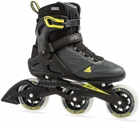 Rollerblade Macroblade 100 3WD Charcoal/Yellow 28/43