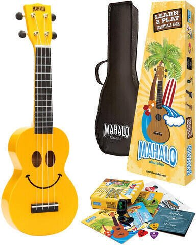 Mahalo U-SMILE-YWK