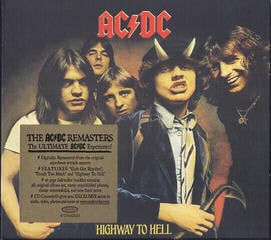 AC/DC Highway To Hell (Remastered) (Digipak CD)
