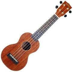 Mahalo Java Soprano Transparent Brown