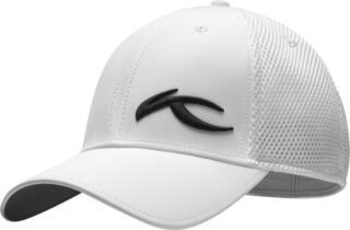 Kjus 3D Mesh Cap White