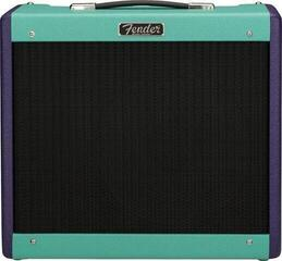Fender 2020 LE Blues Junior IV Eminence Cannabis Rex Two-Tone Purple/Seafoam (B-Stock) #927554