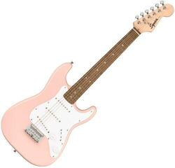 Fender Squier Mini Stratocaster IL Shell Pink