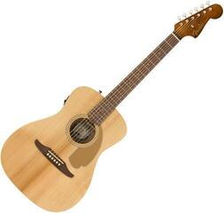 Fender Malibu Player WN Natural