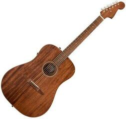 Fender Redondo Special PF MAH Satin Natural