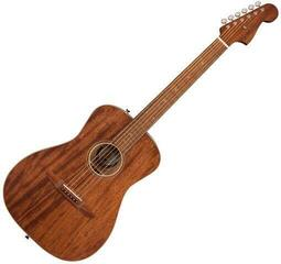 Fender Malibu Special PF MAH Satin Natural