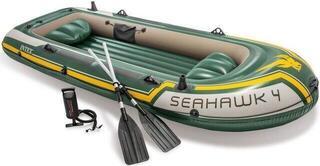 Intex Seahawk 4 Boat Set Saltea pentru piscină