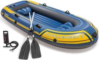Intex Challenger 3 Boat Set