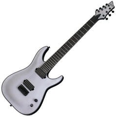 Schecter Keith Merrow KM-7 Trans White Satin