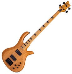 Schecter Riot-4 Session Aged Natural Satin