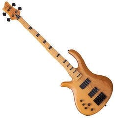 Schecter Riot-4 Session LH Aged Natural Satin