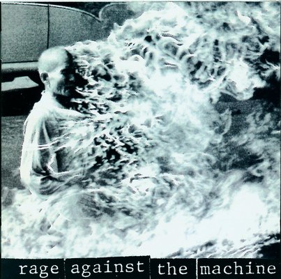 Rage Against The Machine Rage Against The Machine (CD)