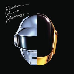 Daft Punk Random Access Memories Music CD