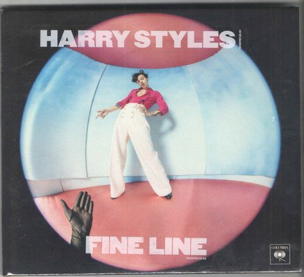 Harry Styles Fine Line (Digipak CD)