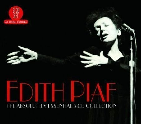 Edith Piaf Absolutely Essential (3 CD Collection)
