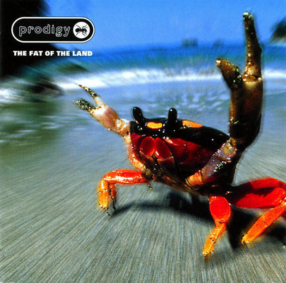 Prodigy Fat of the Land (CD)