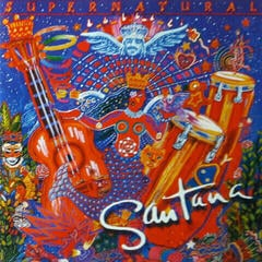 Santana Santana LP Supernatural (2 LP)