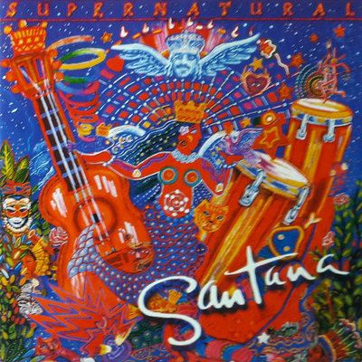 Santana Supernatural (CD)