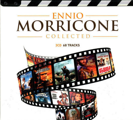 Ennio Morricone Collected (3 CD)