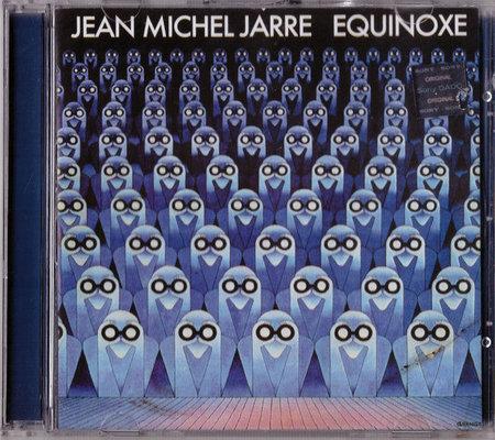 Jean-Michel Jarre Equinoxe (CD)