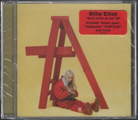 Billie Eilish Don't Smile At Me (CD)