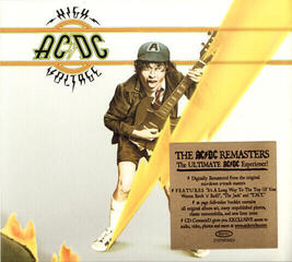 AC/DC High Voltage (Remastered) (Digipak CD)