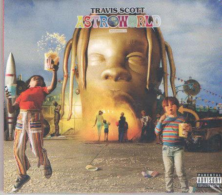 Travis Scott Astroworld (CD)