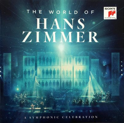 Hans Zimmer The World of Hans Zimmer - A Symphonic Celebration (2 CD)