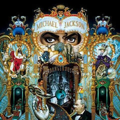 Michael Jackson Dangerous (CD)
