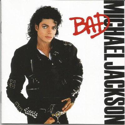 Michael Jackson Bad (CD)