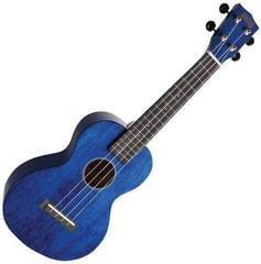 Mahalo MH2-TBU Concert Ukulele Trans Blue