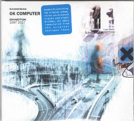 Radiohead OK Computer OKNOTOK 1997-2017 (2 CD)