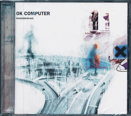 Radiohead OK Computer (CD)